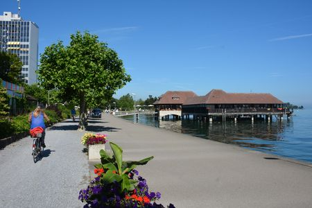 Lake Constance Cycle Path