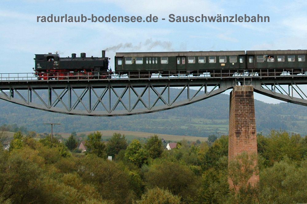 Museumsbahnen am Bodensee - Sauschwänzlebahn Blumberg-Weizen