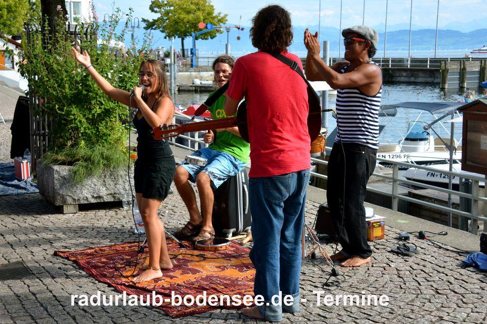 Radurlaub am Bodensee - Termine und Feste am Bodensee - Friedrichshafen