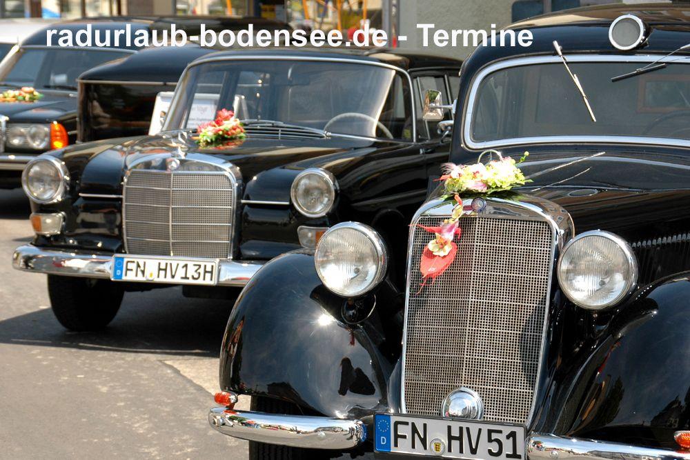 Termine und Feste am Bodensee - Friedrichshafen