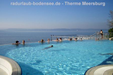Cycling along Lake Constance - Meersburg Thermal Spa
