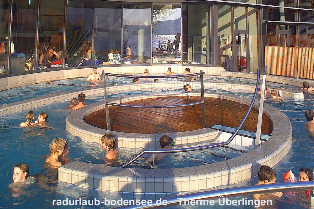 Cycling Lake Constance - Ueberlingen Thermal Spa