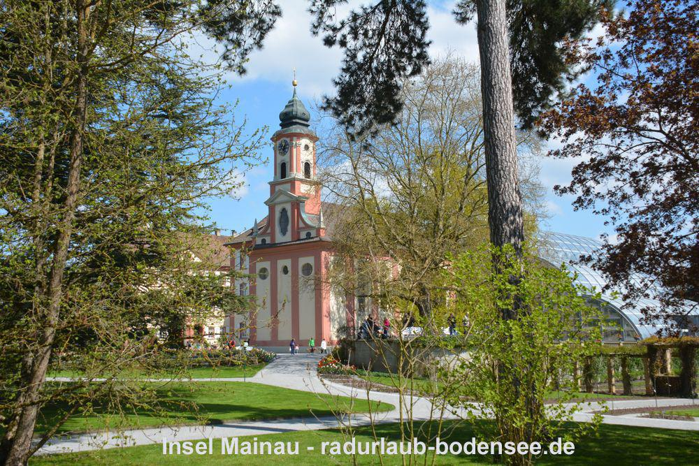 Mainau Island - Church