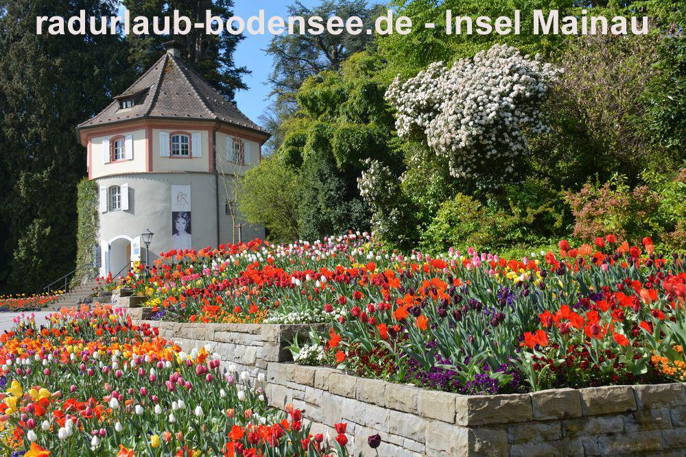 Mainau Island - Fortress