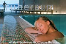 Cycling along Lake Constance - The Thermal Spa in Constance