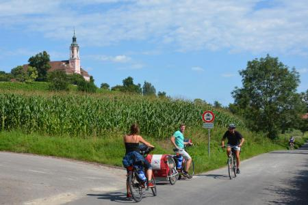 The Lake Constance Cycle Path